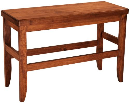 Small Saddle Bench For Dining Table