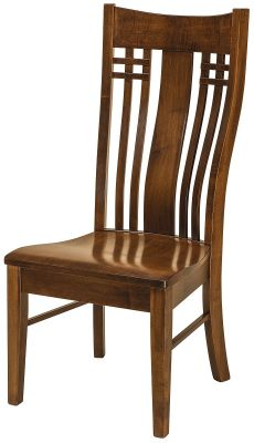 Soledad Arts and Crafts Side Chair
