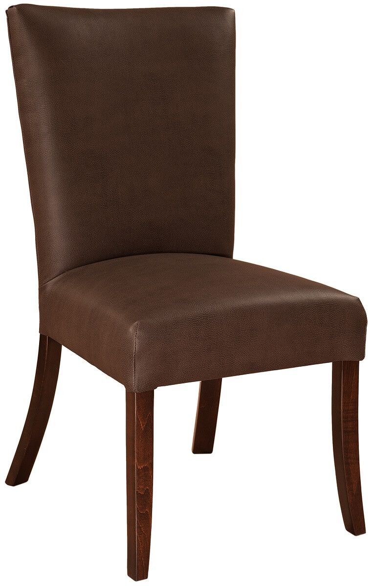 Spicoli Leather Side Chair