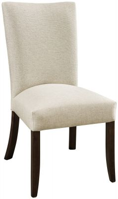 Fabric Amish Dining Chair