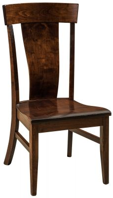 Swarovski Amish Dining Chair - Countryside Amish Furniture