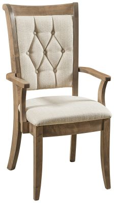 Tippi Tufted Arm Chair