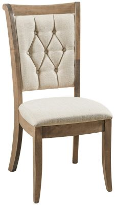 Tippi Tufted Side Chair