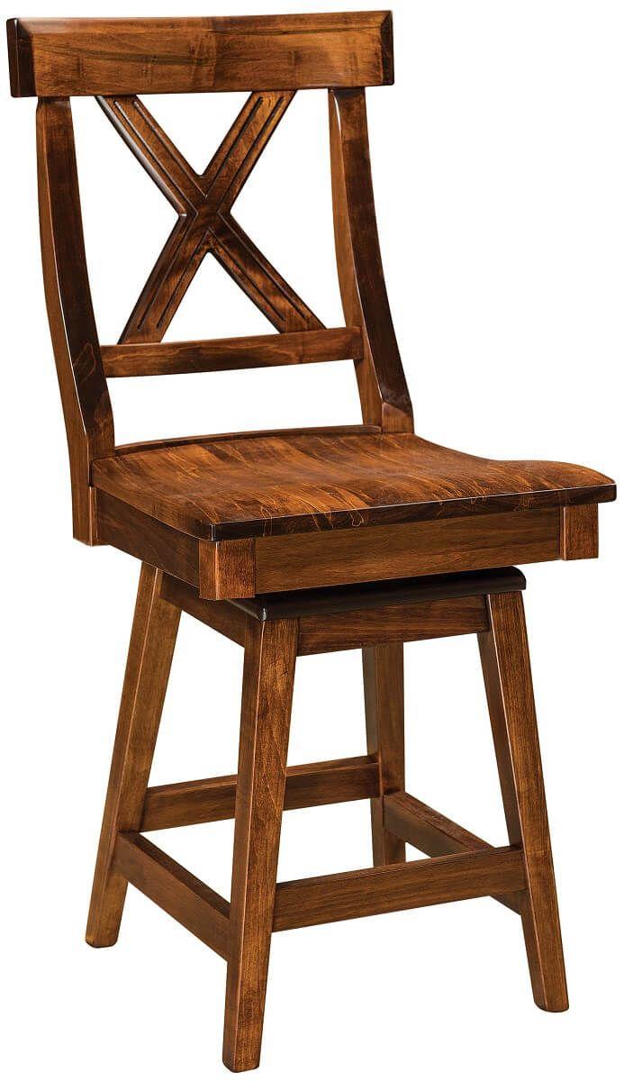 Tripoli Swivel Bar Chair