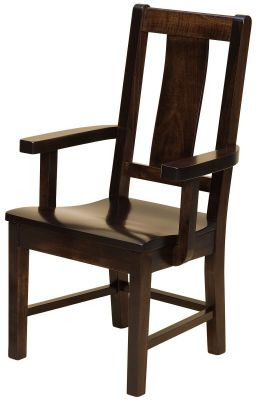 Truman Amish Arm Chair