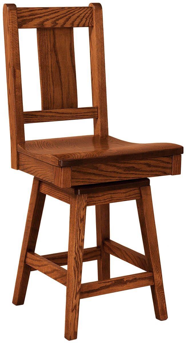 Truman Swivel Bistro Chair