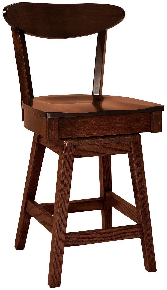 Vasari Swivel Counter Chair