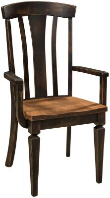 Early American Dining Room Chair