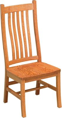 Woodside Mission Side Chair
