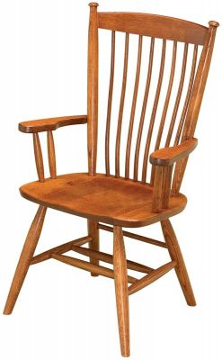 Shaker Style Kitchen Chair