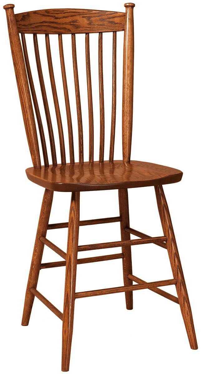 Wrangell Shaker Bar Chair