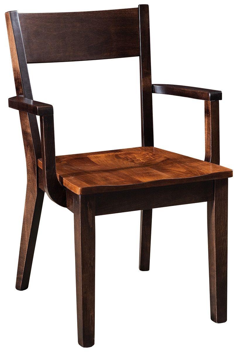 Altus Shaker Dining Arm Chair