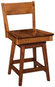 Altus Swivel Pub Stool