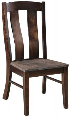 Real Wood Side Chair