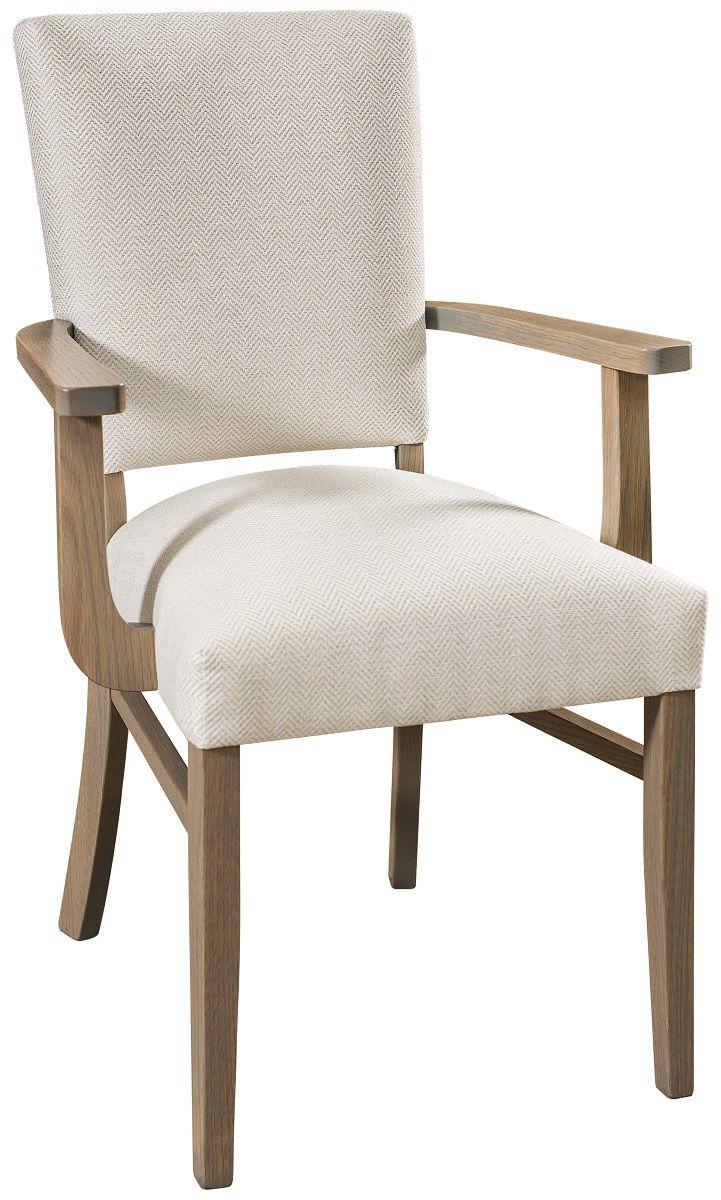 Menlo Upholstered Arm Chair