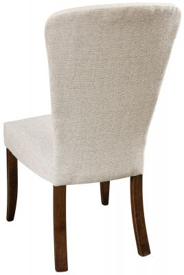 Merriam Upholstered Side Chair Countryside Amish Furniture