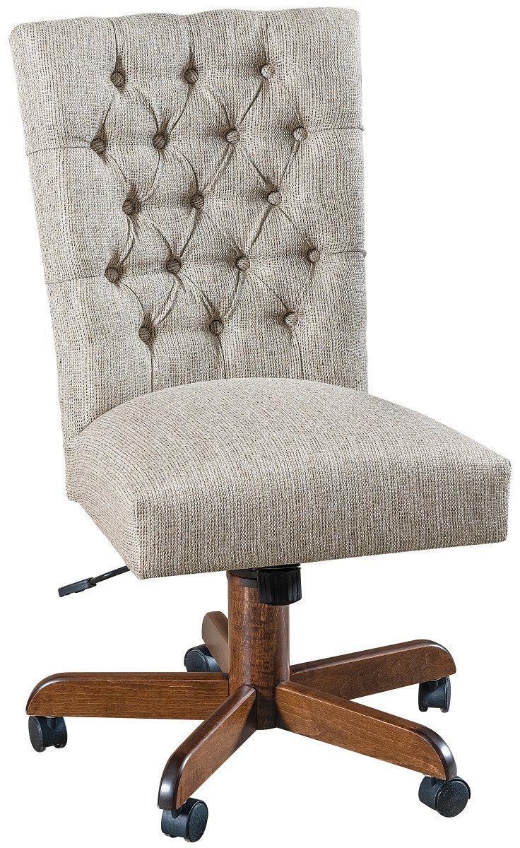 Thorsby Upholstered Side Desk Chair