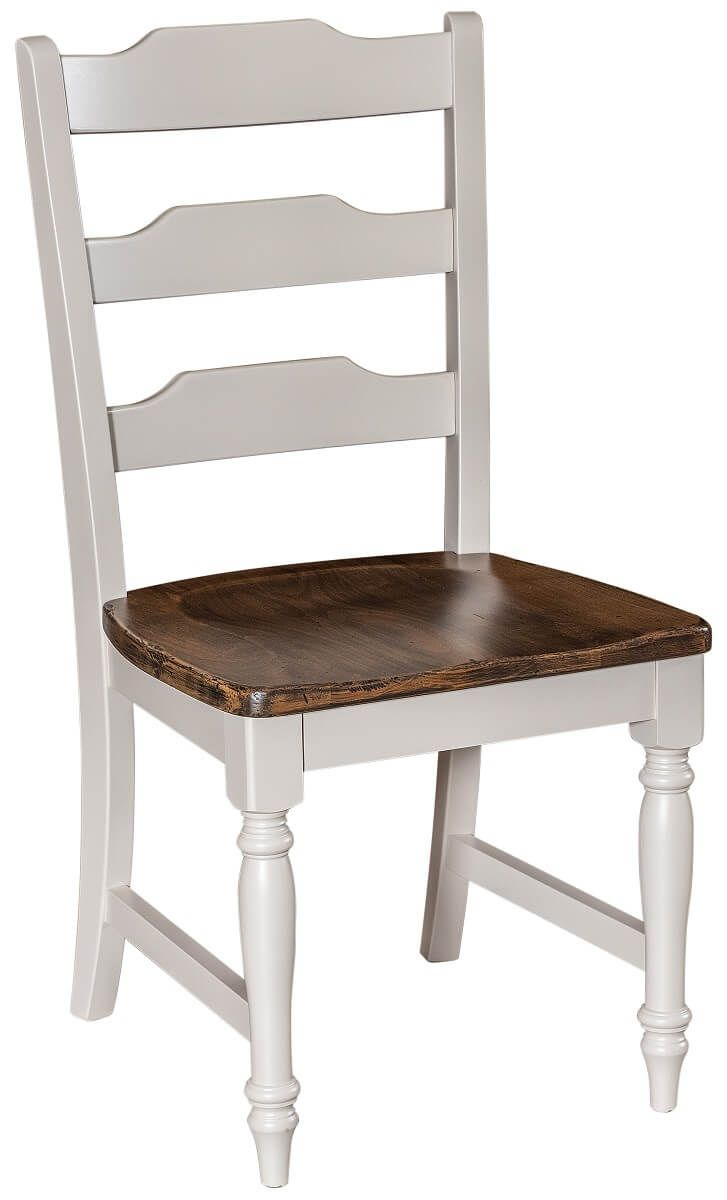 Webb City Ladder Back Side Chair