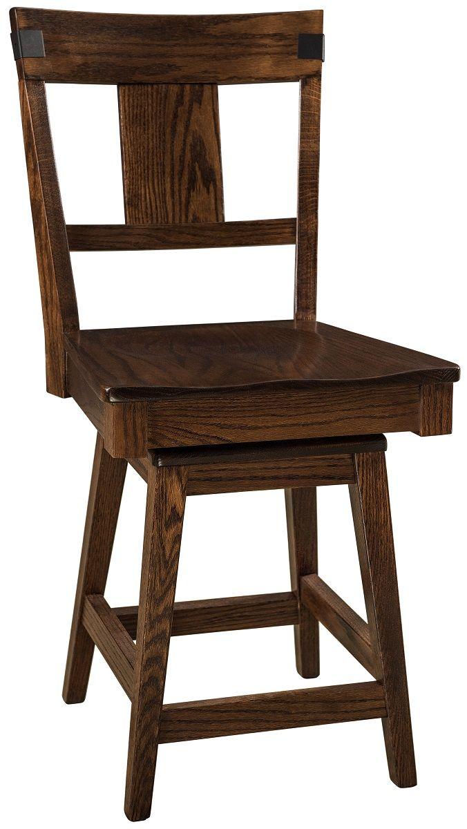 Wilford Swivel Pub Chair