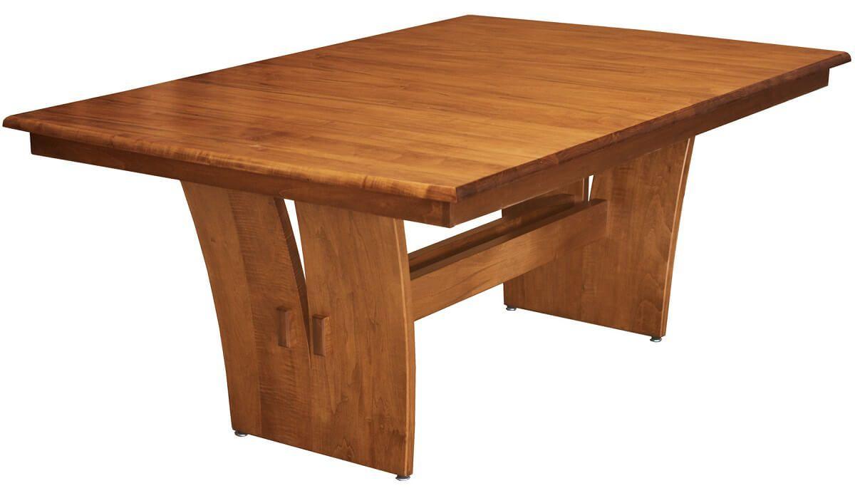 Alighieri Modern Trestle Table