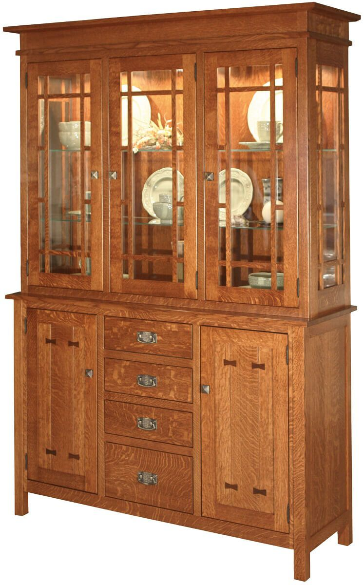Baja Mission China Cabinet