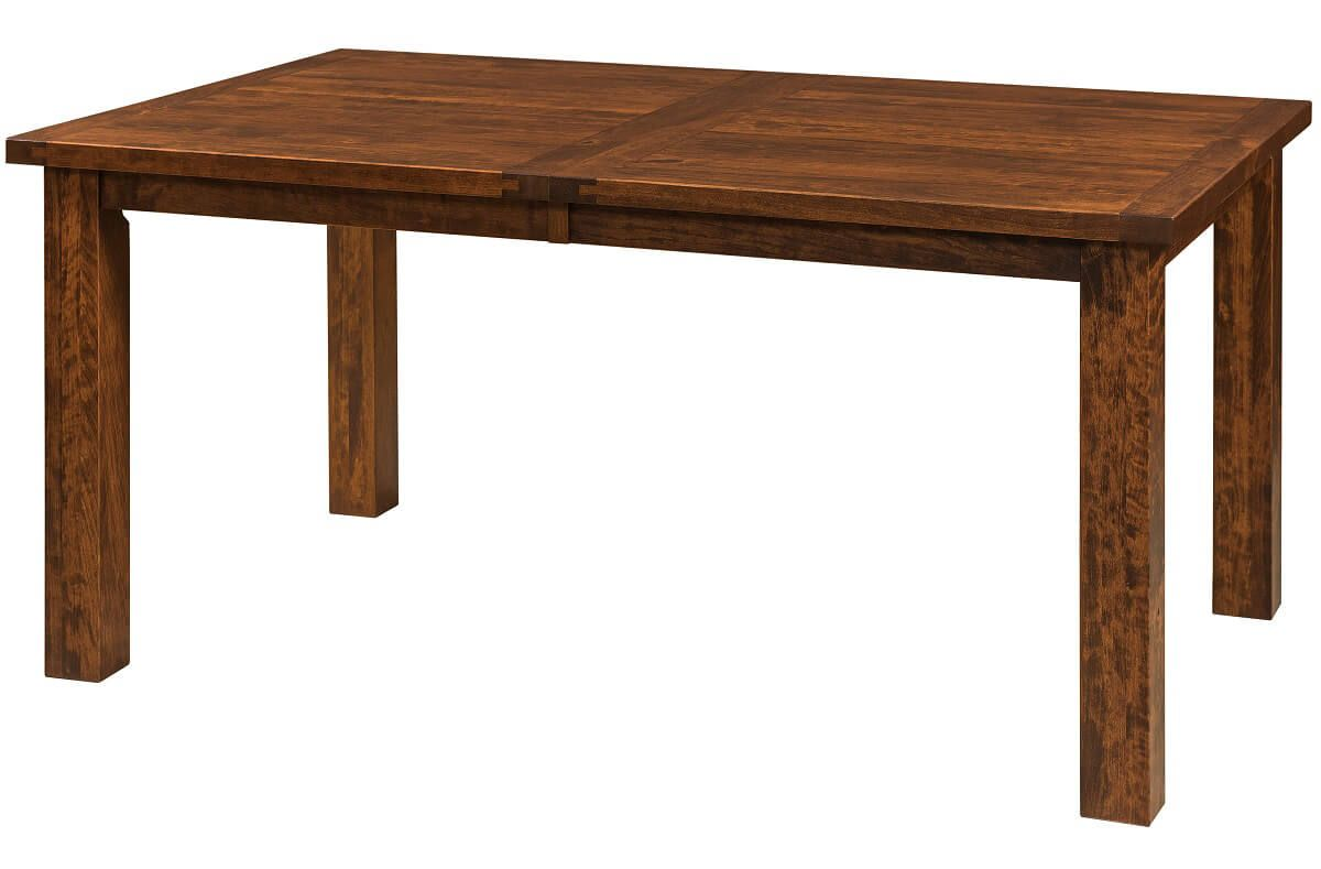 Dakota Dunes Rustic Kitchen Table
