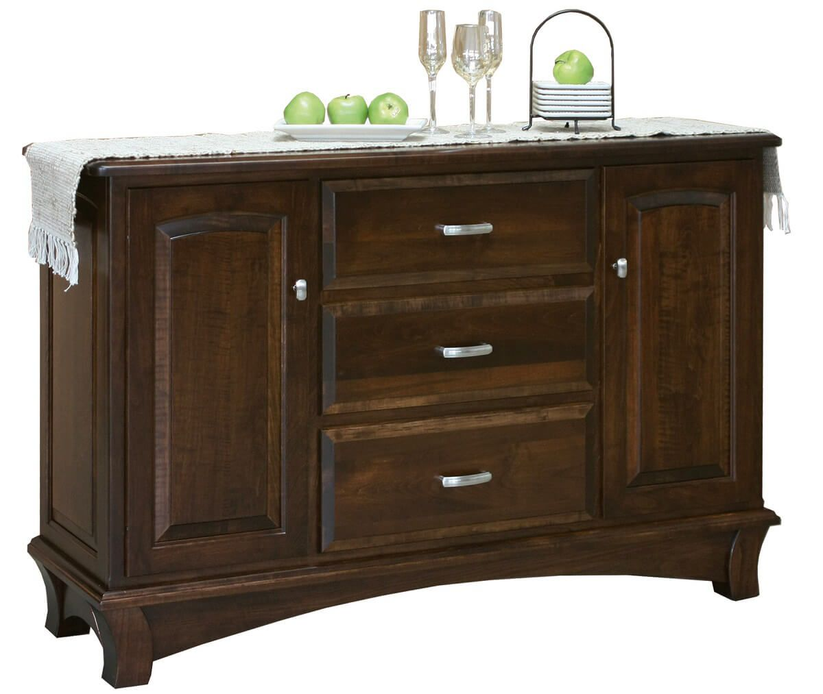 ligare dining room sideboard buffet countryside amish