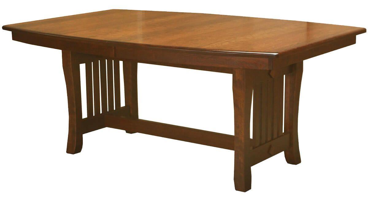 Montrachet Provincial Trestle Table