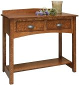 Alicia Mission Sideboard Table