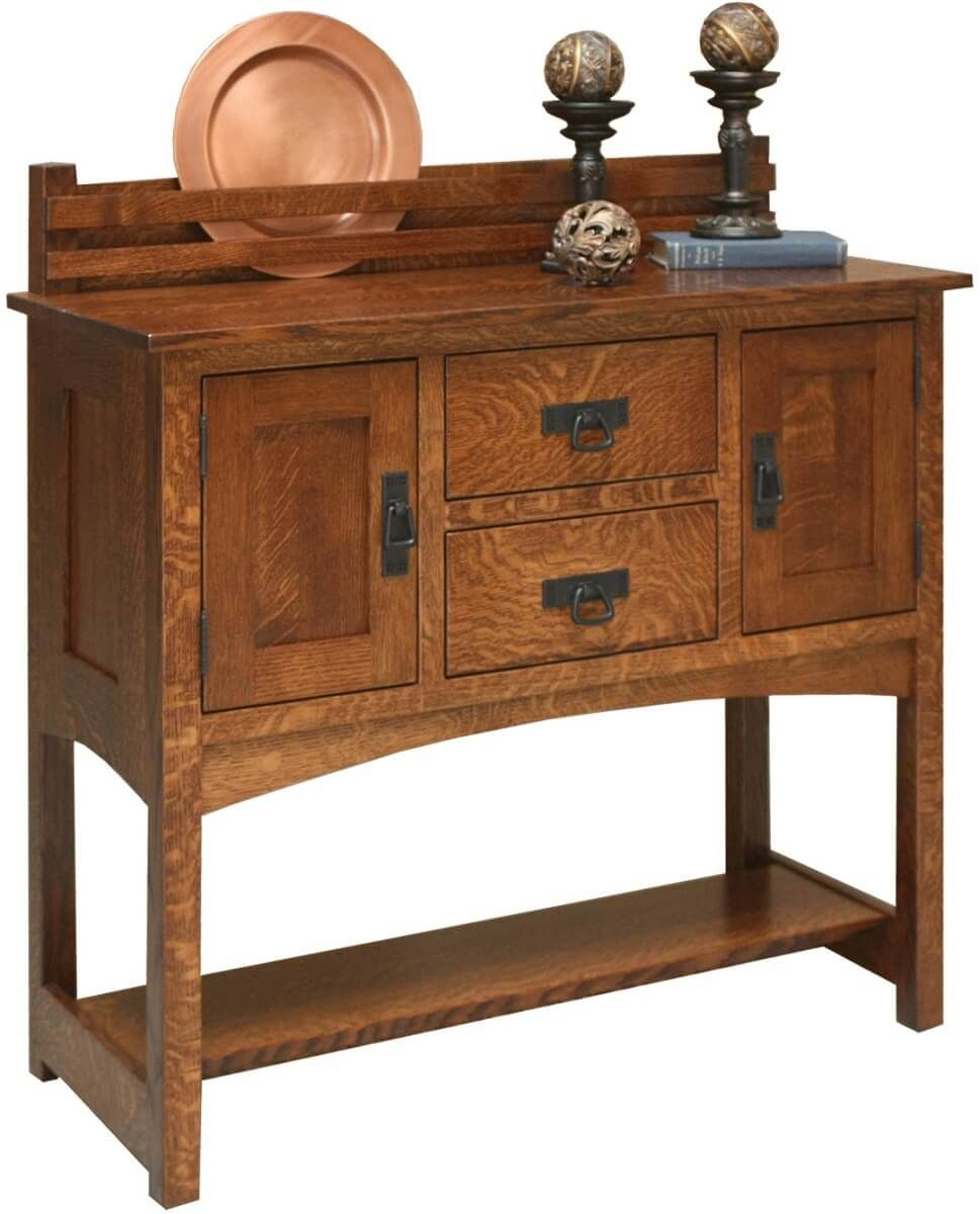Alicia Sideboard with Plate Rack