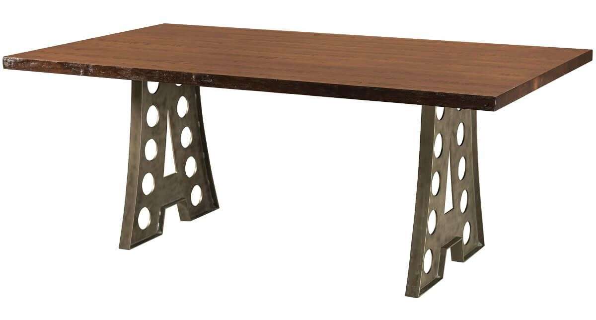 Antioch Industrial Dining Table