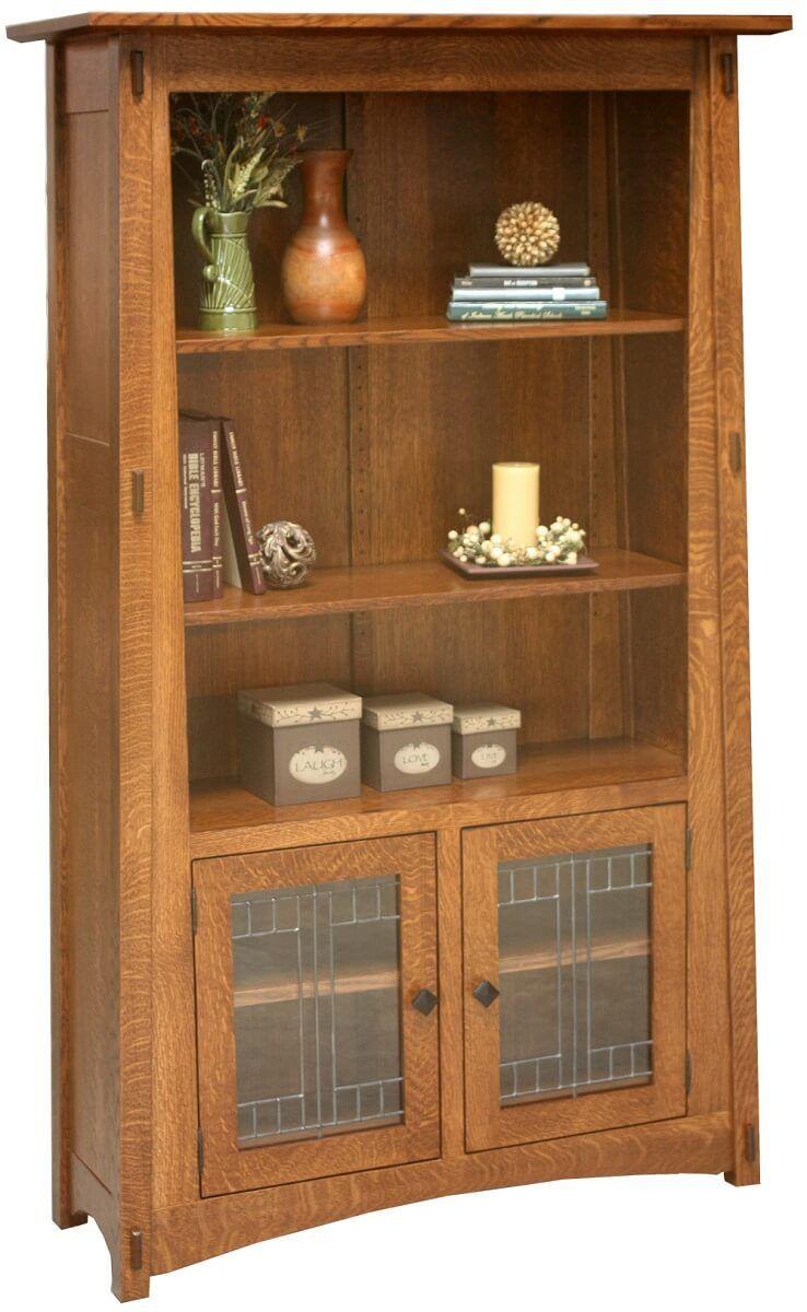 Eaton McCoy Craftsman Bookcase