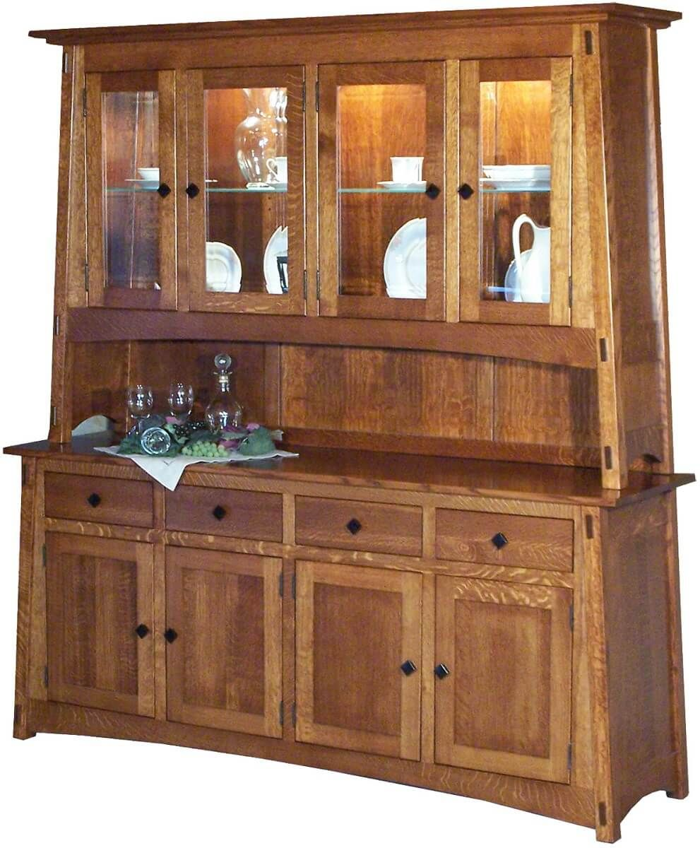 Eaton McCoy China Cabinet