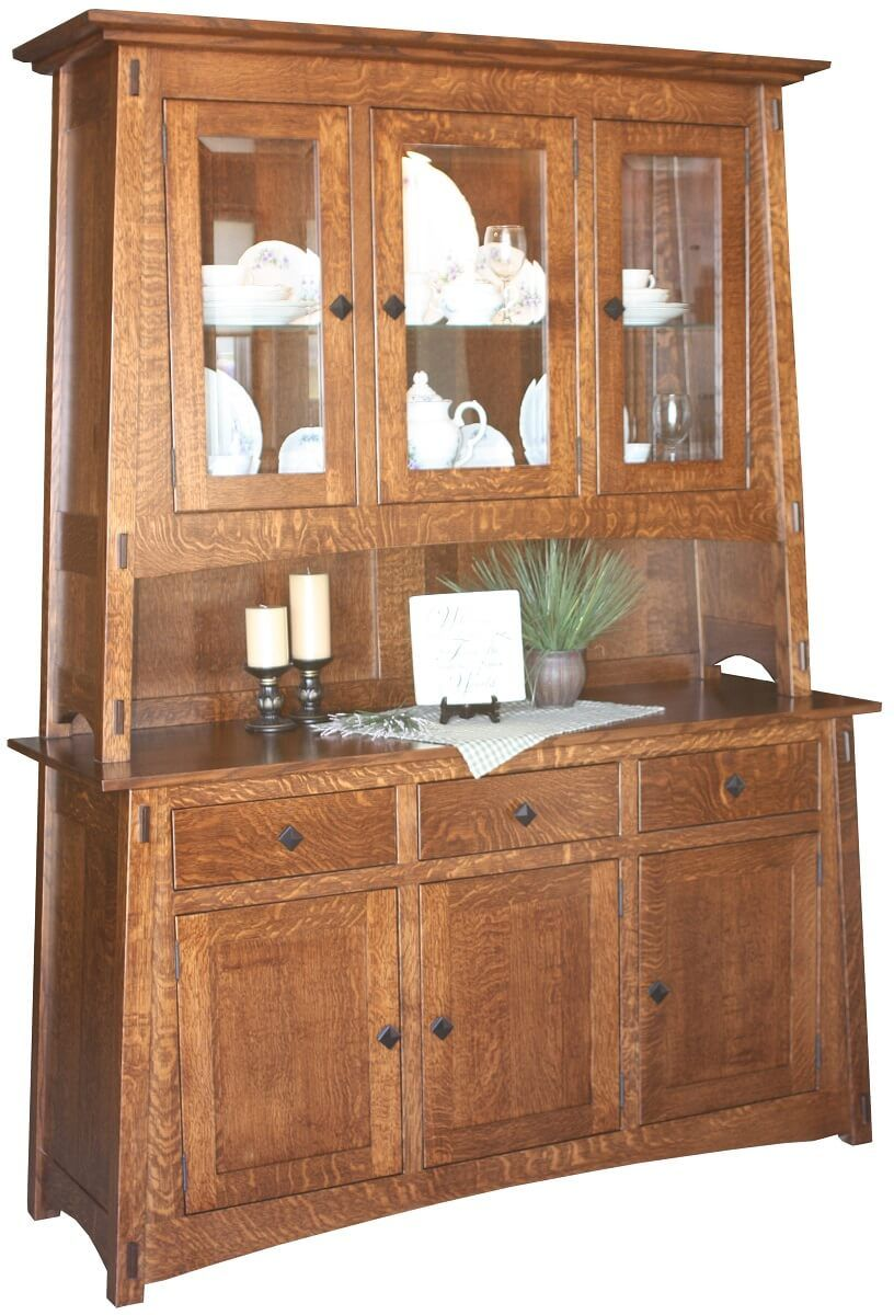 Eaton McCoy China Hutch