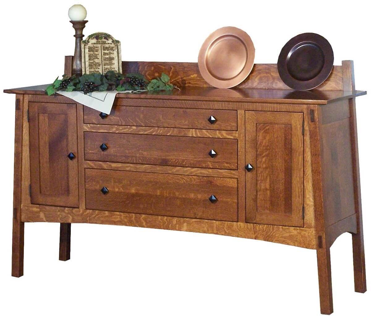 Eaton McCoy Craftsman Buffet