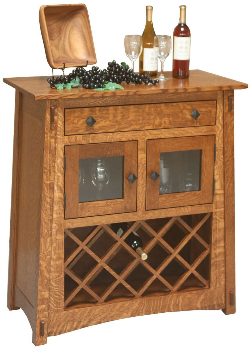Eaton McCoy Wine Rack