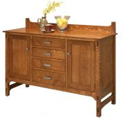 Gustav Arts and Crafts Sideboard