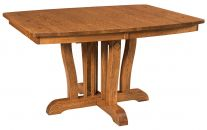 Artesia Single Pedestal Table