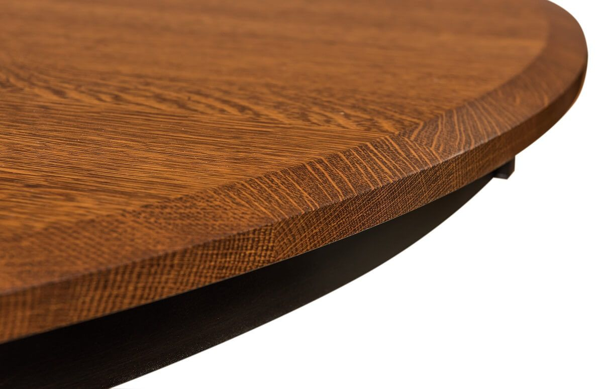 Shown with Beveled Edge