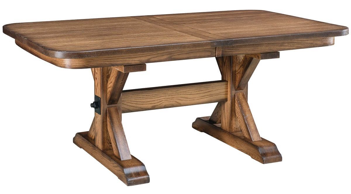 Hotchkiss Trestle Table