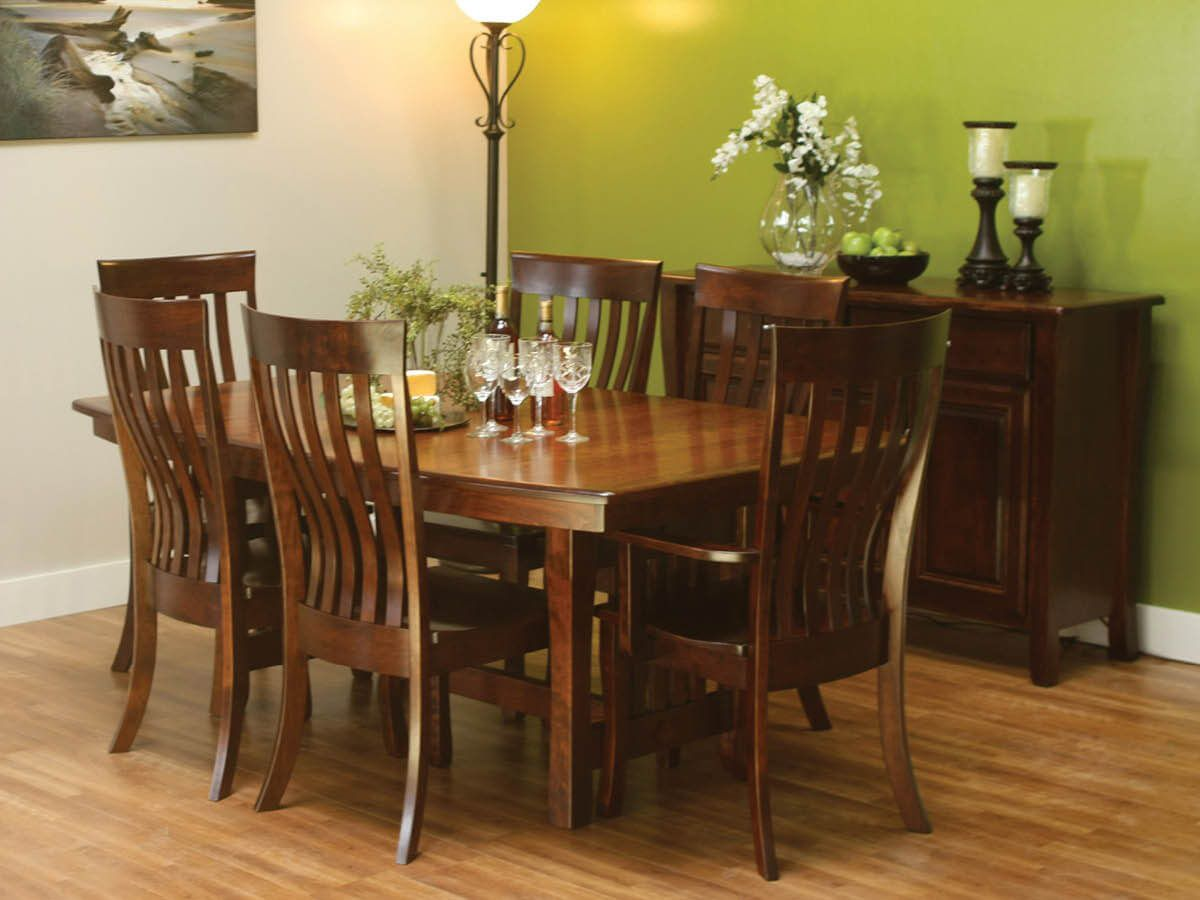 Montrachet Formal Dining Set