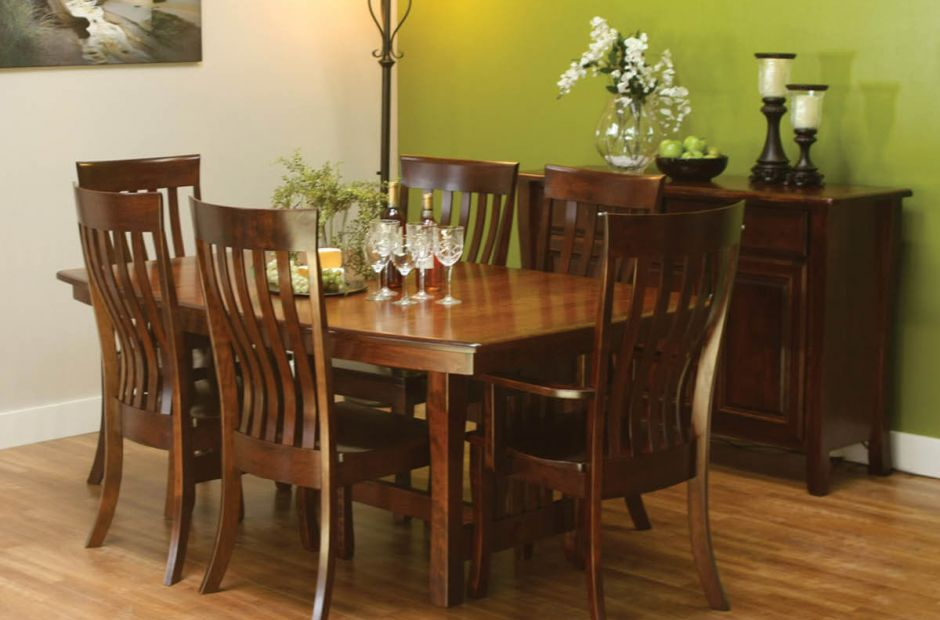 Montrachet Formal Dining Set image 1