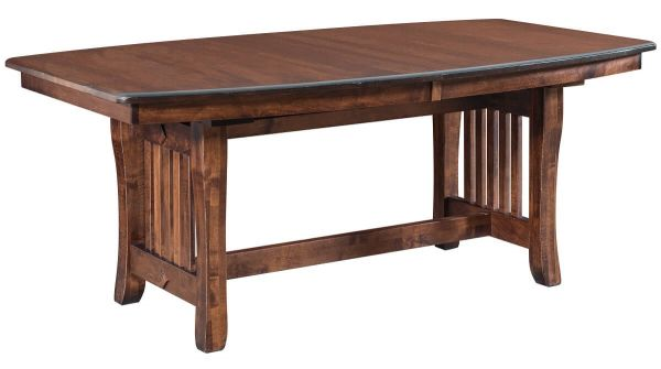 Montrachet Provincial Trestle Table