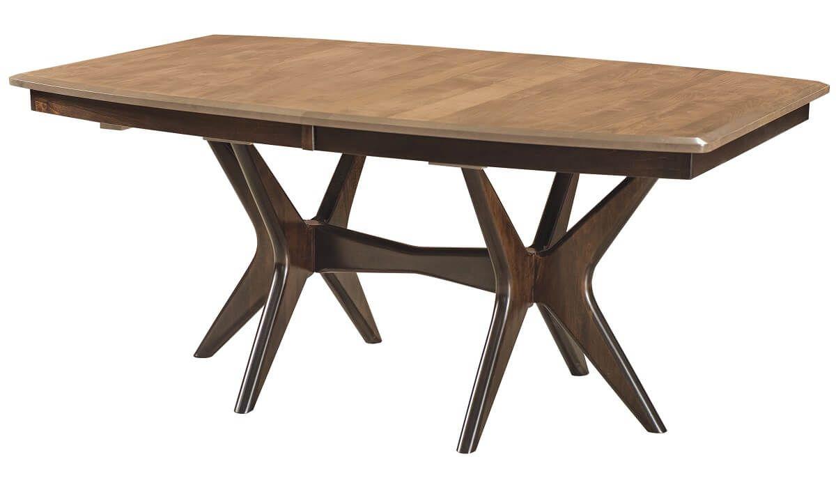 Mykonos Mid Century Trestle Table