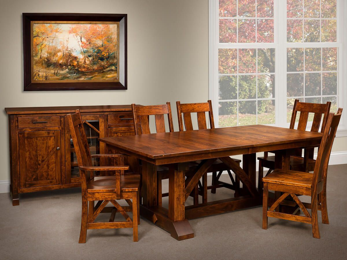 Barton Ridge Dining Set