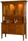 Burke's Bend China Hutch