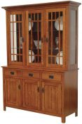 Cartagena Mission China Cabinet