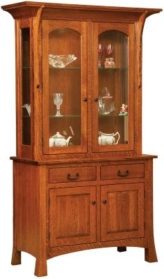 Crampton Gap China Hutch