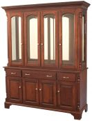 Eleanor 4-Door China Hutch