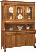 Flanders 3-Door China Hutch
